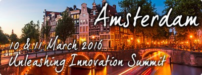 Unleashing Innovation Summit, Amsterdam 2016
