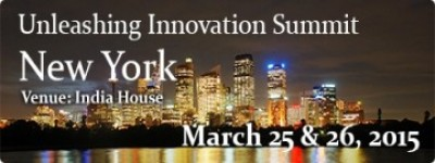 UNLEASHING INNOVATION NEW YORK 2015